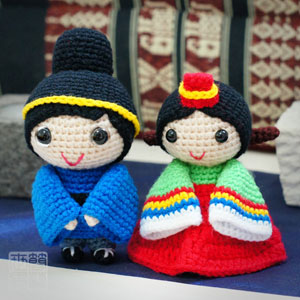 korean-wedding-dolls-amigurumi-pattern